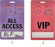 The Wallflowers Laminate