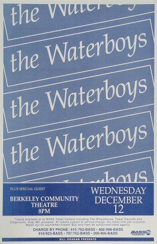 The Waterboys Poster