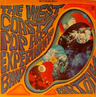 "The West Coast Pop Experimental Band Vinyl 12"" (Used)"