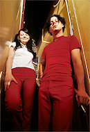 The White Stripes BG Archives Print