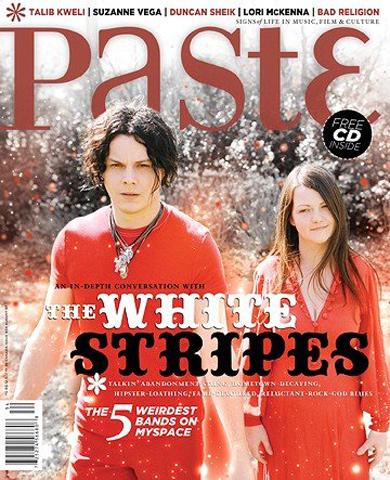 The White StripesPaste Magazine