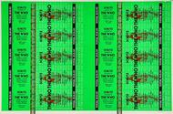 The Who 1980s Ticket