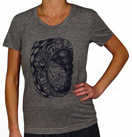 The Loading Zone Women's Retro T-Shirt