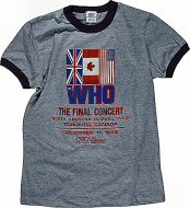 The Who Women's Retro T-Shirt