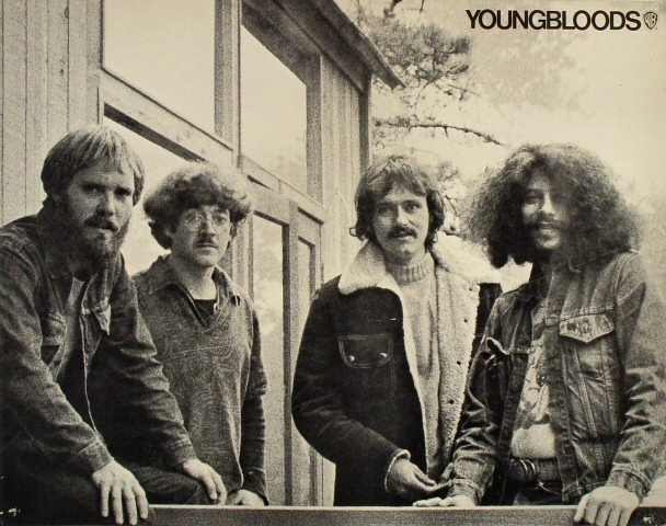 The Youngbloods Poster