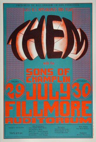 The Sons of Champlin Poster