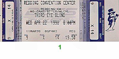 Third Eye Blind1990s Ticket