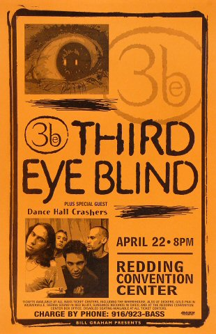 Third Eye BlindPoster
