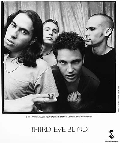 Third Eye Blind Promo Print