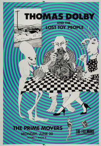 Thomas Dolby and the Lost Toy People Proof