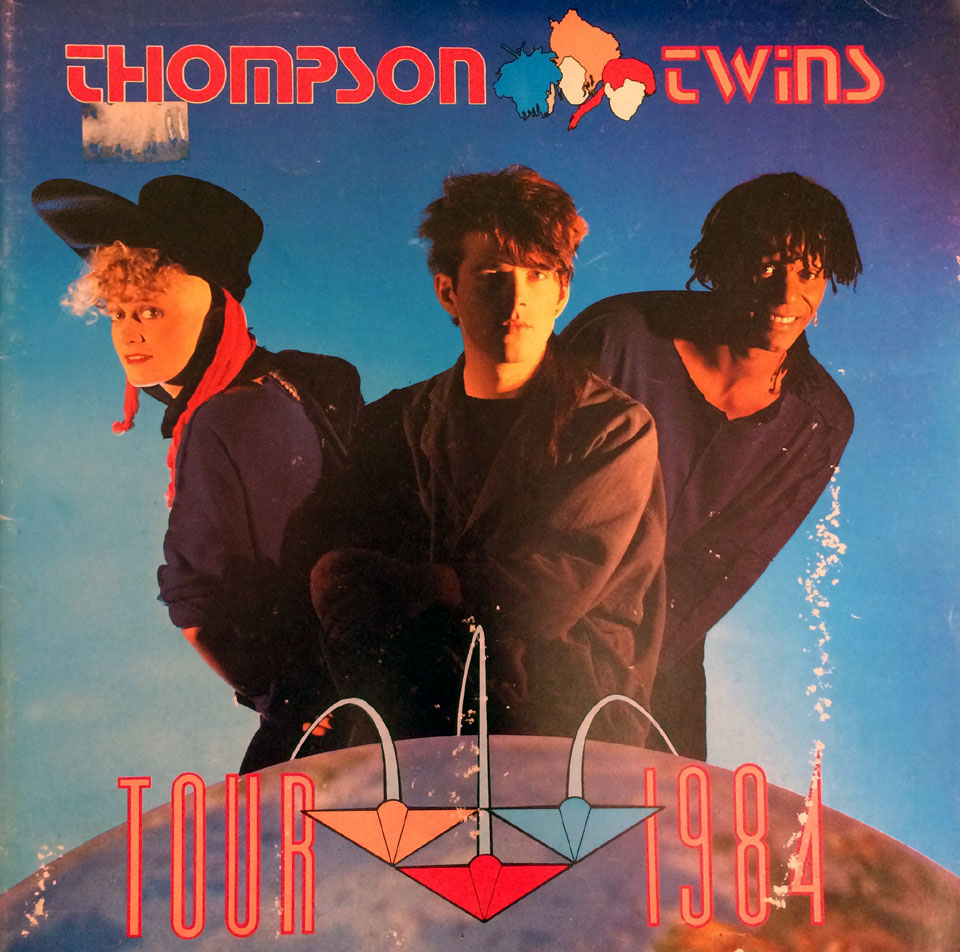 Thompson Twins Program