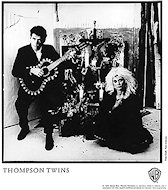 Thompson Twins Promo Print