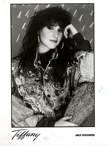 Tiffany Promo Print