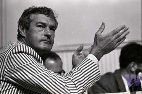 Timothy Leary Vintage Print