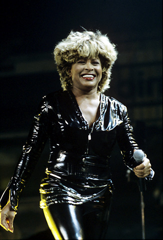 Tina Turner BG Archives Print