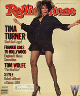 Tina Turner Rolling Stone Magazine