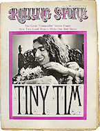 Tiny Tim Rolling Stone Magazine
