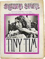 Tiny Tim Rolling Stone Magazine