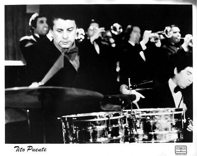 Tito Puente Promo Print