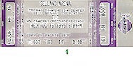 TLC Vintage Ticket