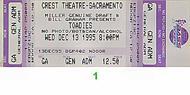 Toadies 1990s Ticket