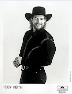 Toby Keith Promo Print