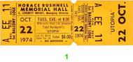 Todd Rundgren 1970s Ticket