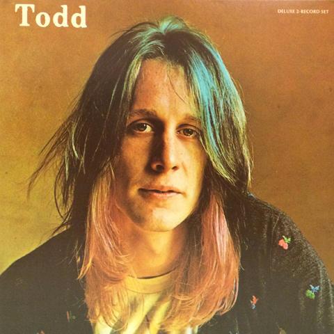 Todd Rundgren Vinyl (Used)