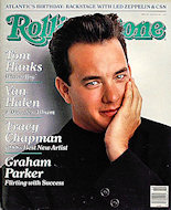 Tom Hanks Rolling Stone Magazine