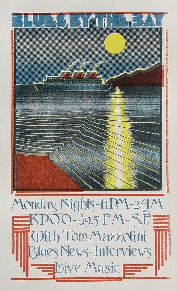 Tom Mazzolini Poster