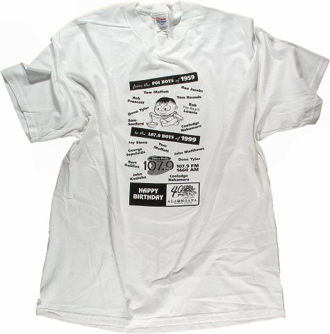 Tom Moffatt Men's Vintage T-Shirt
