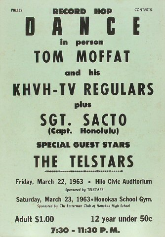 Tom MoffattPoster