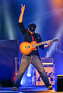Tom Morello Fine Art Print