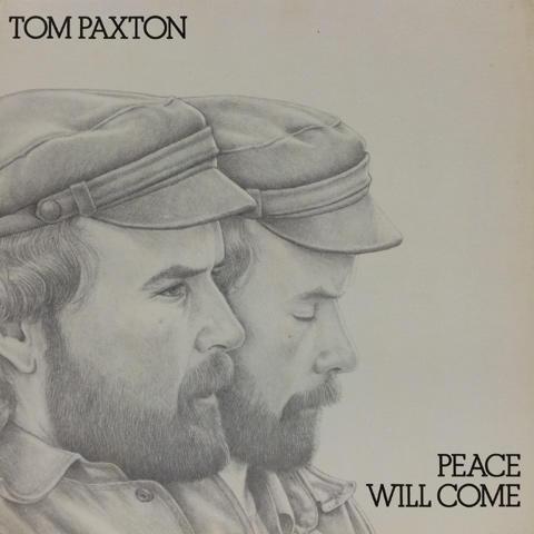 Tom Paxton Vinyl (Used)