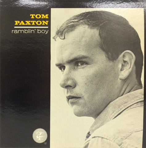 Tom Paxton Vinyl (Used)