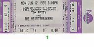 Tom Petty &amp; the Heartbreakers 1990s Ticket