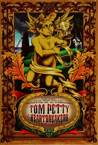Tom Petty &amp; the HeartbreakersPoster