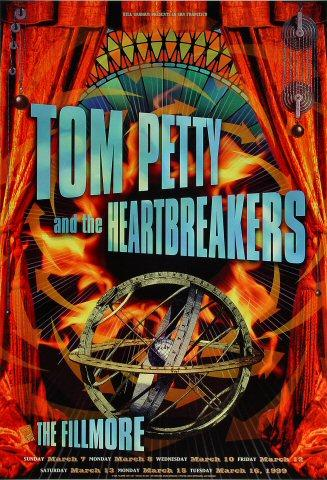Tom Petty &amp; the Heartbreakers Poster