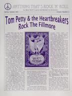 Tom Petty &amp; the Heartbreakers Program