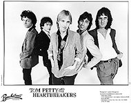Tom Petty &amp; the Heartbreakers Promo Print