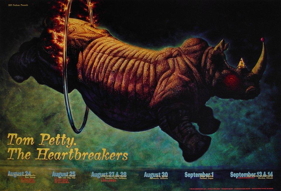 Tom Petty & the HeartbreakersProof