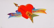 Tom Petty & the Heartbreakers Sticker