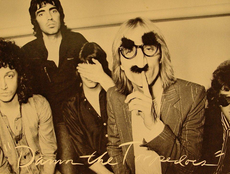 Tom Petty Postcard