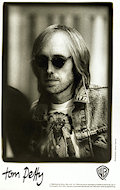 Tom Petty Promo Print