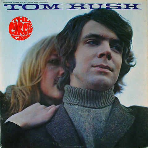 Tom Rush Vinyl (Used)