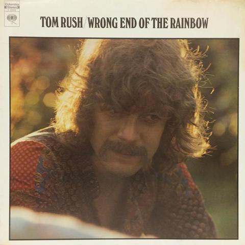 Tom Rush Vinyl (Used)