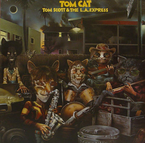 "Tom Scott & The L.A. Express Vinyl 12"" (Used)"