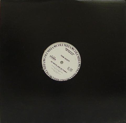 "Tom Scott Vinyl 12"" (Used)"