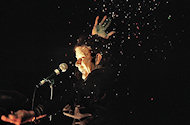 Tom Waits BG Archives Print