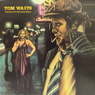 Tom Waits Vinyl (Used)